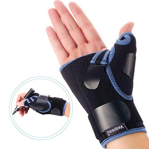 Velpeau Wrist Brace with Thumb Spica Splint for De Quervain