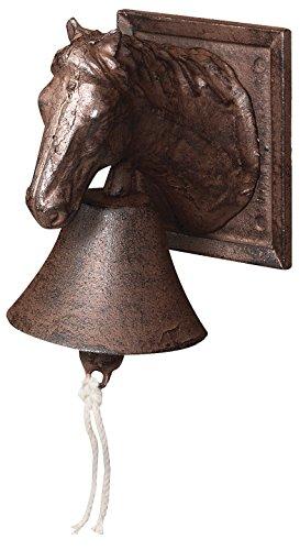 Esschert Design Doorbell Horse