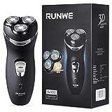 RUNWE MuteShave Electric Razor, Men's Cordless