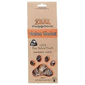 Zeal Dog's Venison Tendons Treat, 100 g