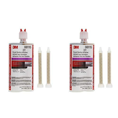 (3M 08115 Panel Bonding Adhesive - 200 ml - 2 Pack)