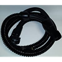 Filter Queen Hose, Complete 6 with Gas Pump Grip, black 112C