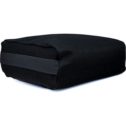 Belize Hot Tub Booster Cushion Submersible Spa Water Seat - Black by