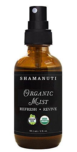 Shamanuti - Organic Face Mist (2 fl oz / 59 ml)