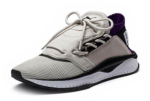 Puma Select Mens Tsugi Shinsei Dual Sneakers Grijs Violet / Zoet Druifwit