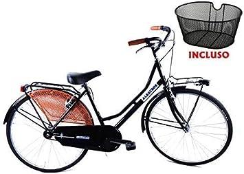 """Bicicleta 26″ Mujer/Hombre Albatros """"Holanda"""" Senza Cambio de ..."""