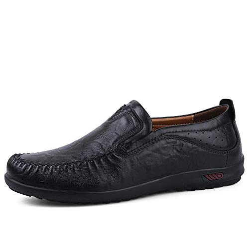 barca Dimensioni Shoes in da 24 28 Driving gommino pelle uomo nero Comfortable da Hcwtx Scarpe marrone Mocassino Mocassino 5cm Penny's Wearing 0cm Love Nero Shoes Shoes EfwCxZ5aq5