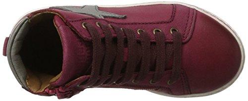 BisgaardSchnürschuhe - Zapatillas altas Unisex Niños Rosa (Pink)