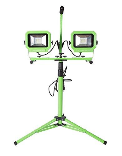 Illuminator 41919 4,000-Lumen LED Work Light with Tripod