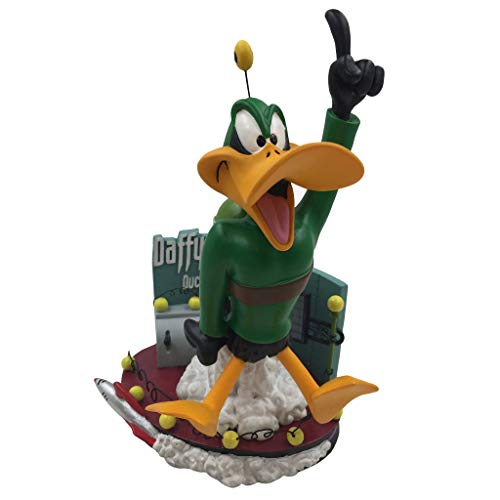 FOCO Looney Tunes Daffy Duck as Duck Dodger Character - Head Bobble Bean