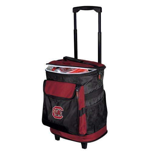 South Carolina Fighting Gamecocks Rolling Cooler - NCAA College Athletics by Logo by Logo