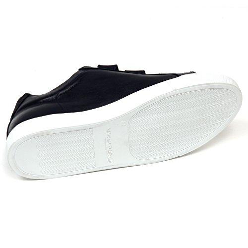 D0172 sneaker uomo NATIONAL STANDARD scarpa blu strappi shoe man Blu De Descuento Libre Del Envío Elegir Un Mejor mxrlns