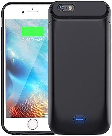 Bovon - Funda Batería para iPhone 6 Plus/6S Plus, 7200mAh Batería ...