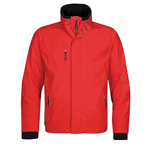 (Stormtech Mens Avalanche Jacket (Durable Water Resistant) (2XL) (True Red))
