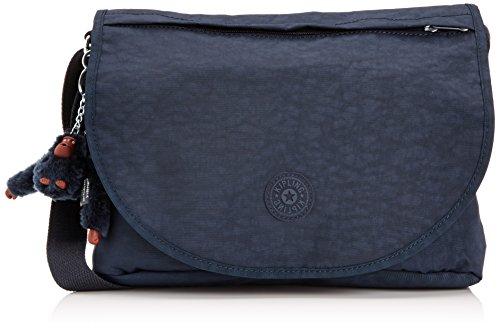 Kipling Women's Orleane Shoulder Bags Blue (True Blue)