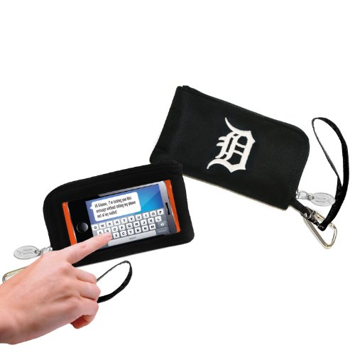 MLB Detroit Tigers Cell Phone Wallet