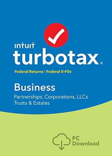 TurboTax Business 2018 Software Download product image