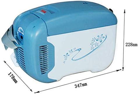 LJ-CLOOR Refrigerador Portátil para Automóvil De Bajo Ruido De ...