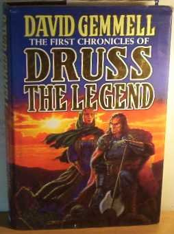 book cover of The First Chronicles of Druss the Legend
