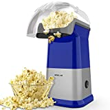OPOLAR Fast Hot Air Popcorn Popper, No Oil Popcorn Maker Machine with Measuring