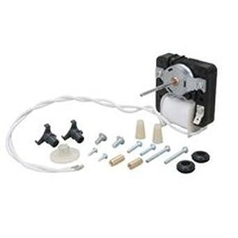 Amana replacement refrigerator evaporator fan for Ge refrigerator evaporator fan motor replacement