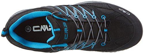 CMP Senderismo Rigel Negro Zapatos Adulto High de Nero Unisex Rise UrBUw7q