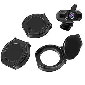 3PCS Webcam CoverWebcam Privacy Shutter Protects Lens Cap for Laptop Camera Cover for Logitech HD pro