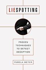 Liespotting: Proven Techniques to Detect Deception Kindle Edition