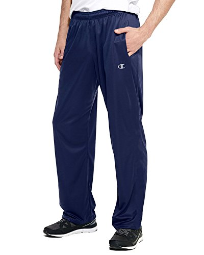 Champion Big and Tall Solid Vapor Pant (Navy XL-T)