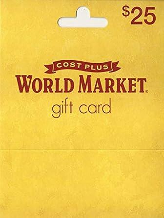 Amazon.com: Tarjeta de regalo del mercado mundial de ost ...
