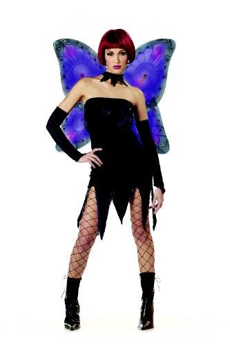 Evil Pixie Adult Costume size