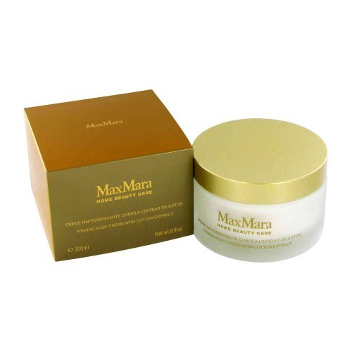 Max Mara Silk (Max Mara for Women 6.9 oz Body Cream (Jar))