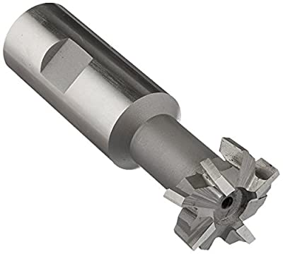 Grizzly H5913 T-Slot Cutter 5/8-Inch