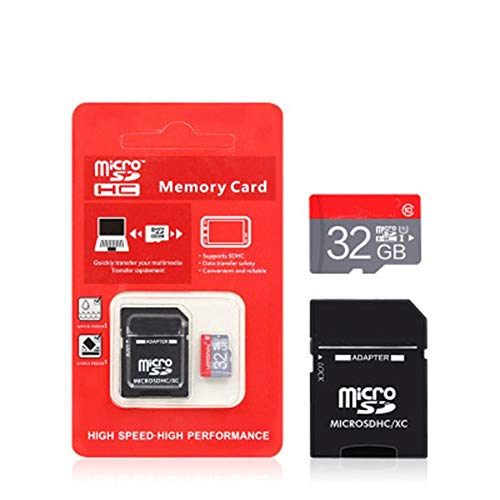 Binglinghua TF Micro SD Memory Card for Cellphone Computer Traffic Recorder (8G C10)