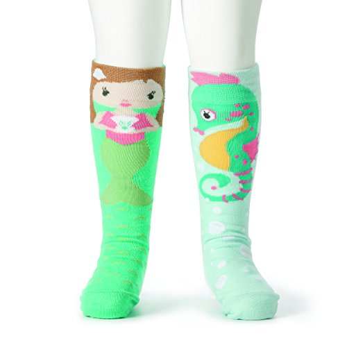 DEMDACO Knee Story Time Socks, (New Kids Socks Horse)