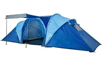 ProAction 4 Man Tunnel Tent.  sc 1 st  Amazon UK & ProAction 4 Man Tunnel Tent.: Amazon.co.uk: Sports u0026 Outdoors