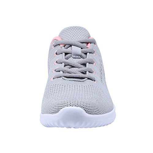 Grey Sneakers Casual 5 Flexible Shoes Women's New Fashion YILAN Sport pHw8gEq