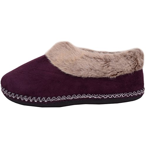 Footwear Chaussons Pour Prune Femme Absolute vaBOwxq4O