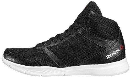 multicolor Negro Mid RS AR1351 Workout Reebok Cardio 4nqYx1YZU