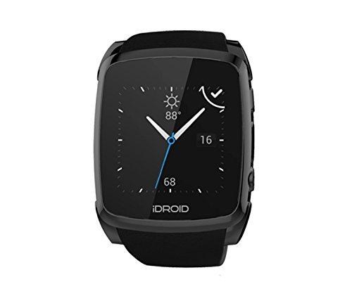 iDroid Smartwatch for Android - Yellow