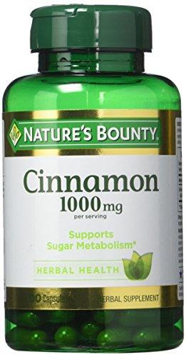 Nature's Bounty Cinnamon 1000
