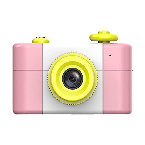 (Puzzle Mini Children's Digital Camera HD Children's Toys Digital Camera Small SLR Source)