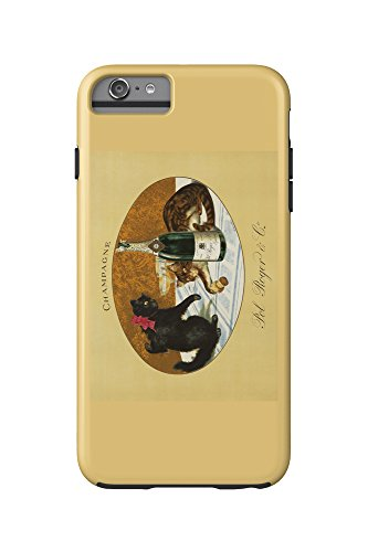champagne-pol-roger-c-1921-vintage-poster-iphone-6-plus-cell-phone-case-cell-phone-case-tough
