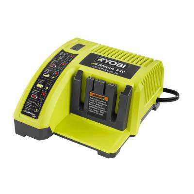 Ryobi RY24200 RY24600 Trimmers Replacement 24V Battery Charger # 140156001