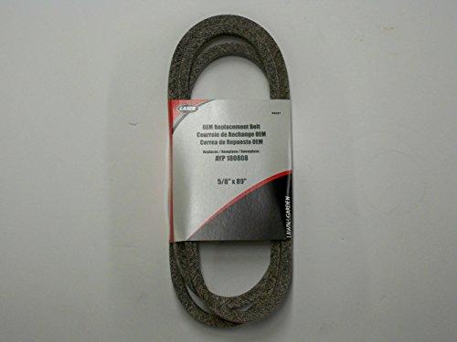 Craftsman OEM Duplicate Belt Replaces 180808, 174369, 532180808, 532174369 Poulan Husqvarna