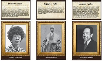 Instructional Accents Influential Black Americans by Edupress