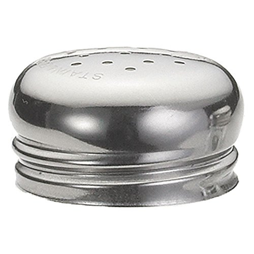 TableCraft 154T Top for 154SP Salt and Pepper Shakers - Dozen