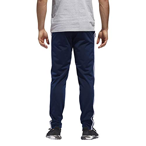 adidas Men's Essential Track Pants Gameday Pant (Navy/White, X-Large) ()