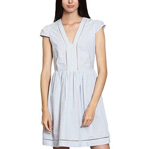 La Petite Fran?aise Compliment Dress 41545 - Women - S - Light Blue (Fran Light)