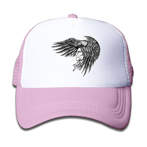 hot sell Indians Eagle Baby Trucker Hat sunshade Mesh Hat,Baseball Cap on sale